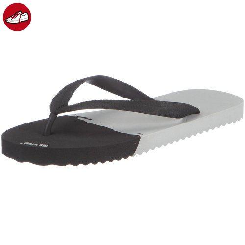 flip flop originals, Damen Zehentrenner, Grau (008), 41 EU