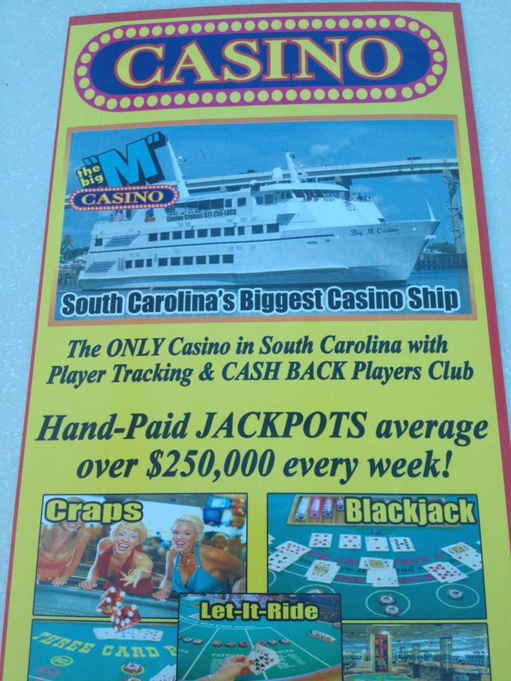 Nearest Casino Near Myrtle Beach Sc