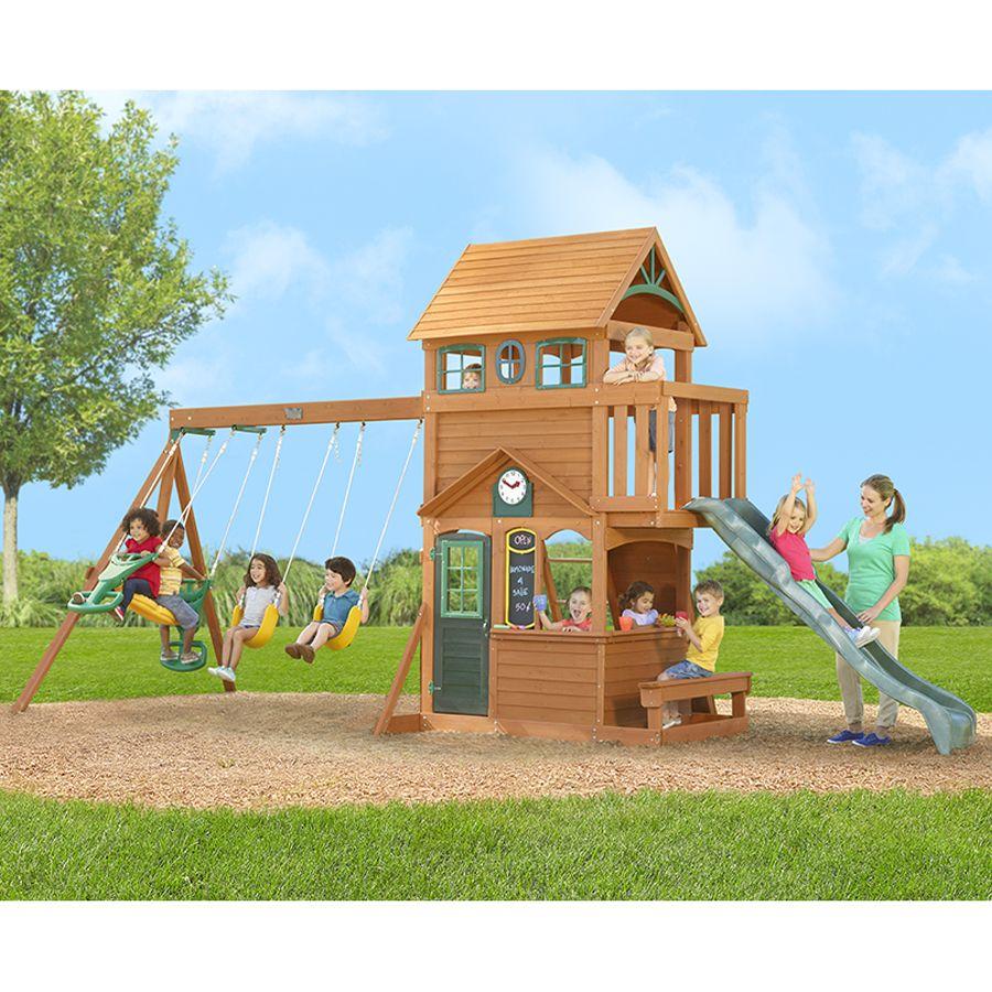 Ashberry Play System | Toys R Us Australia | Backyard play ...