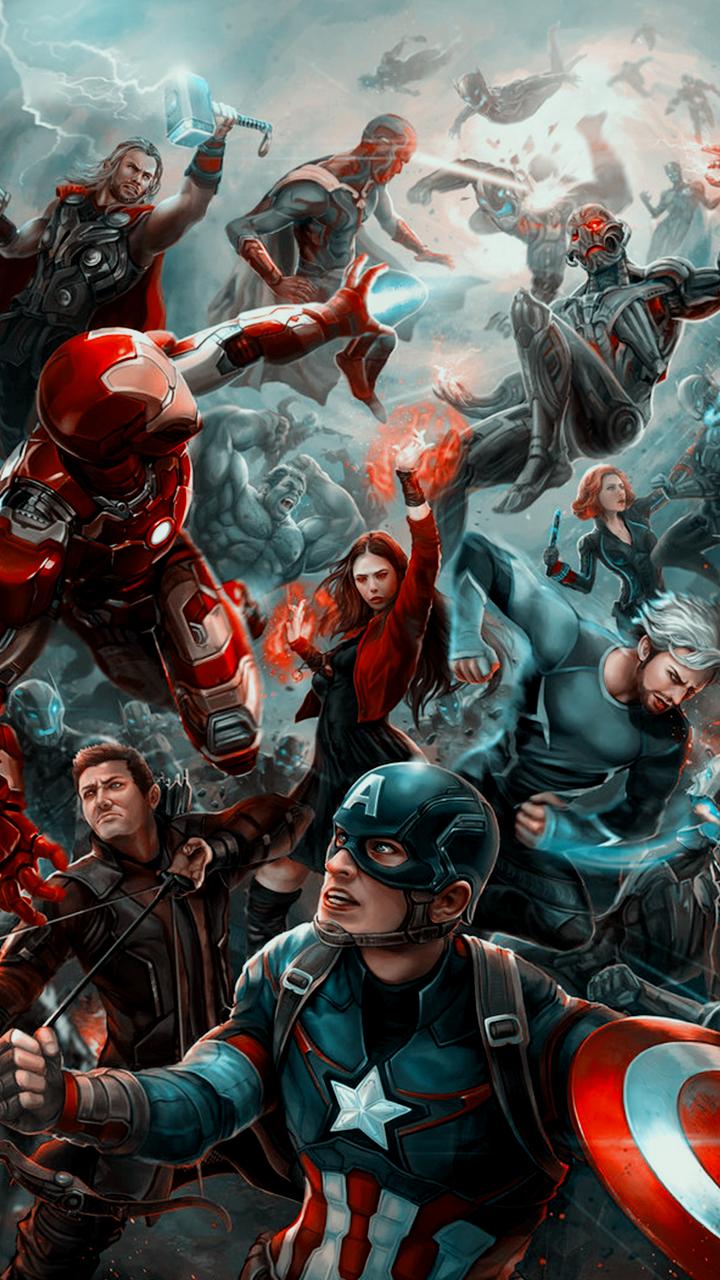 be brave. — the avengers like or reblog
