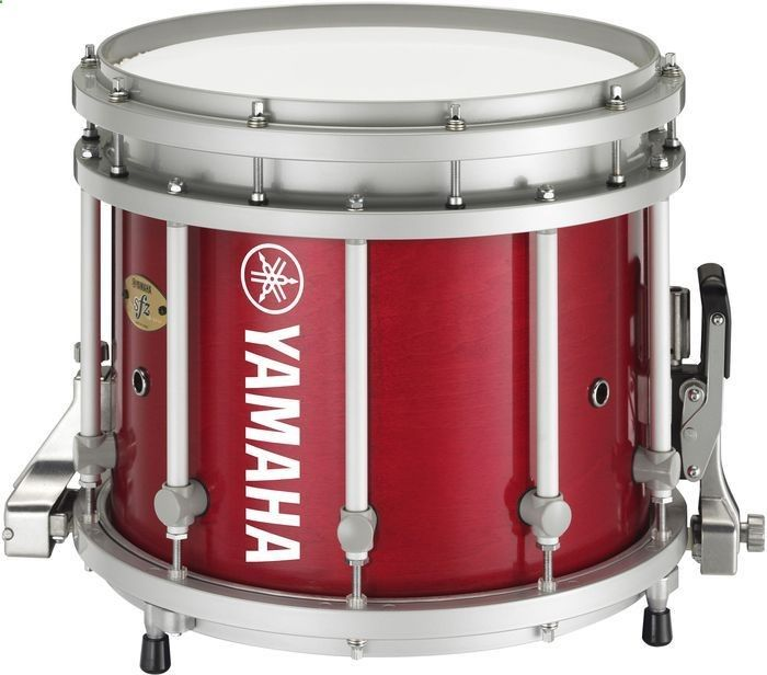 Yamaha Sfz Marching Snare Drum 13x11 Inch Red Forest With ...