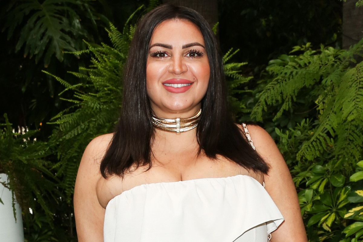 what size is mj on shahs of sunset