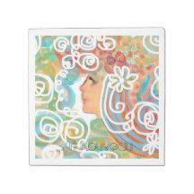"""Paper Napkins """"Art Nouveau"""" Design"""