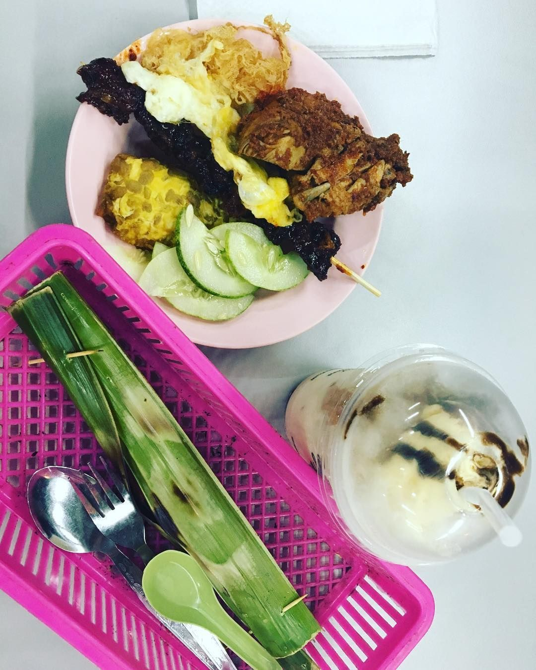 #marketfood #malaystyle by victoria.j.ren