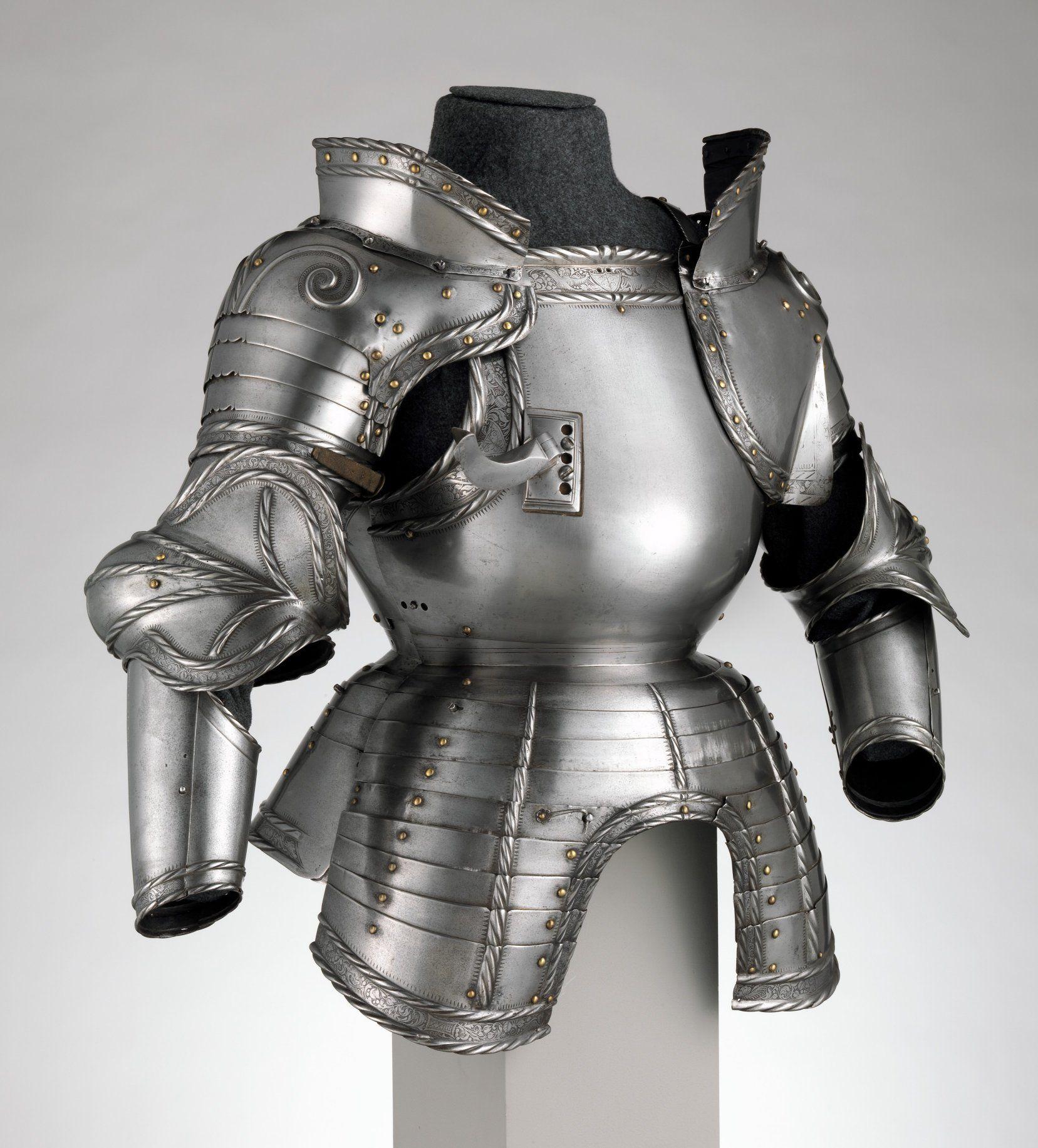German field armor from 1524