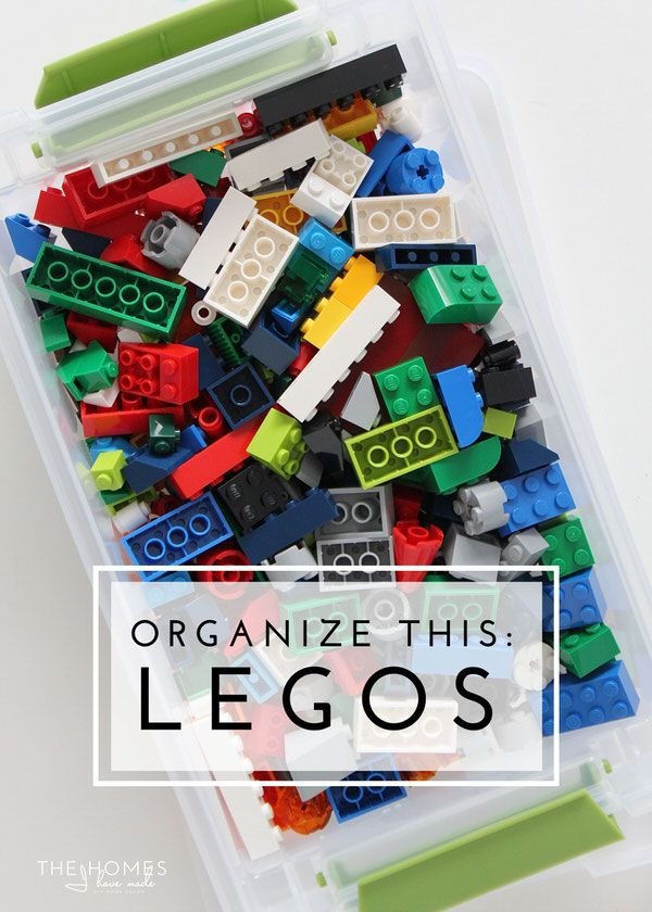 Organize This Legos A Simple Way To Sort And Organize Lego Kits Lego Kits Dollar Store