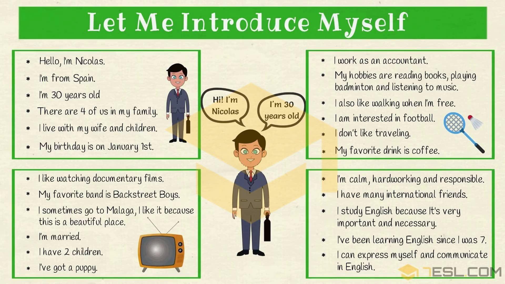 How to Introduce Yourself Confidently! Self-Introduction Tips