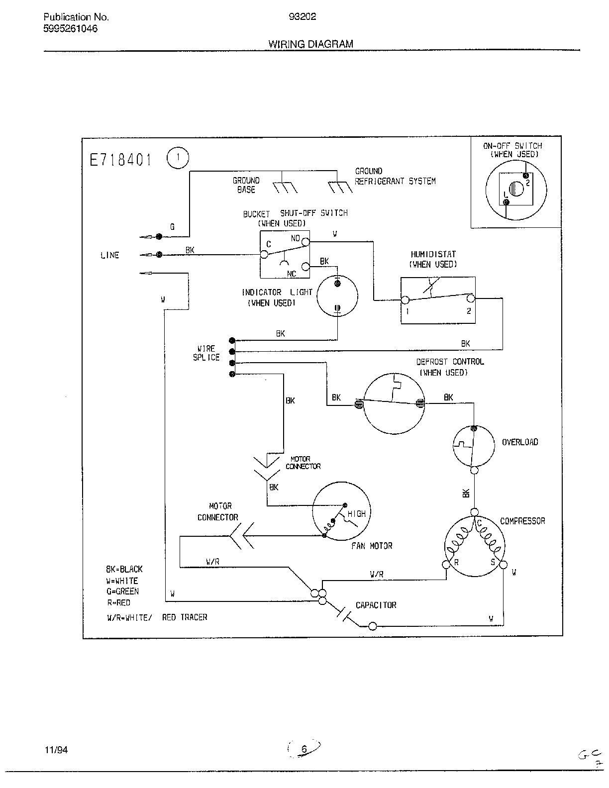 50 Frigidaire Freezer Wiring Diagram Cx3o