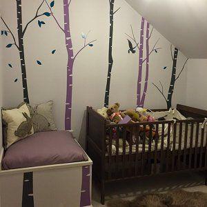 Berge Wandtattoo Kinder Zimmer Berge Wandkunst Schälen und