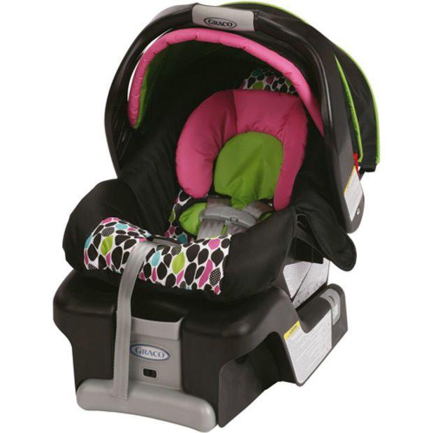 Walmart Graco Snugride Classic Connect 30 Infant Car Seat Maci
