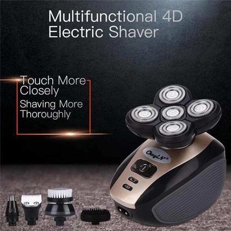Premium 4D Electric Shaver greatgoodsdeal Head shaver