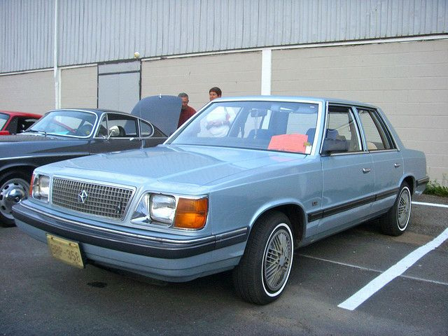 1986 1989 Plymouth Reliant By Mark Mitchell Brown Via Flickr