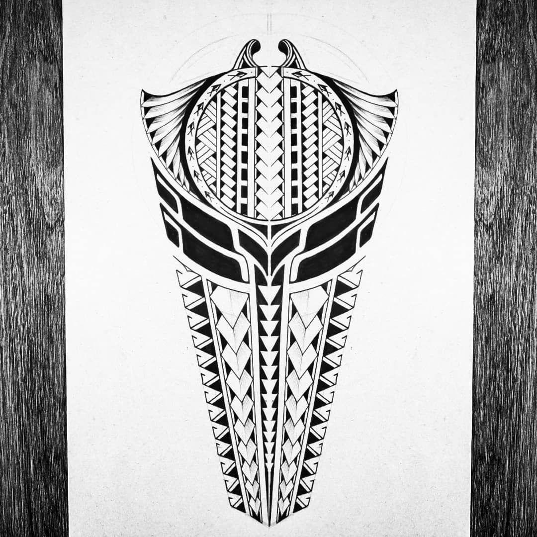 Aloha Espiritoaloha Polynesiantattoo Tattooja Desenhos De