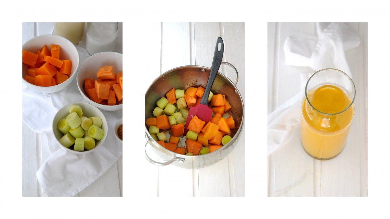 ¡El frio ha llegado y nada apetece más que un plato bien caliente! Hoy os presentamos a @margot53mar, blogger gastronómica que nos trae la receta para cocinar una crema de #calabaza perfecta para los días de invierno. No te la pierdas!