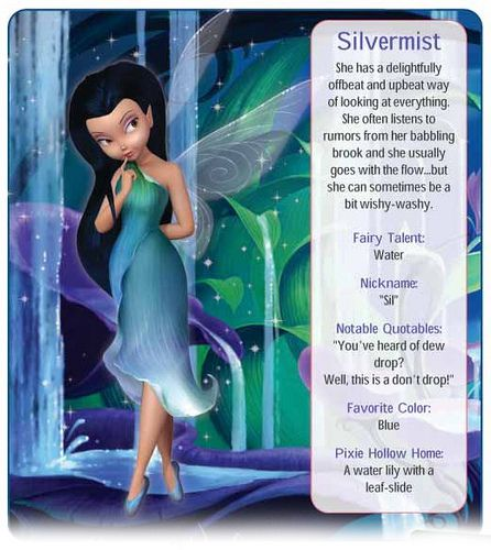 Silvermist | Disney Princess & Fairies Wiki | FANDOM ...