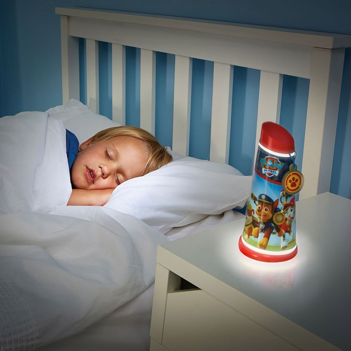 Ma Première Lampe Torche Go Glow Pat'patrouille (paw