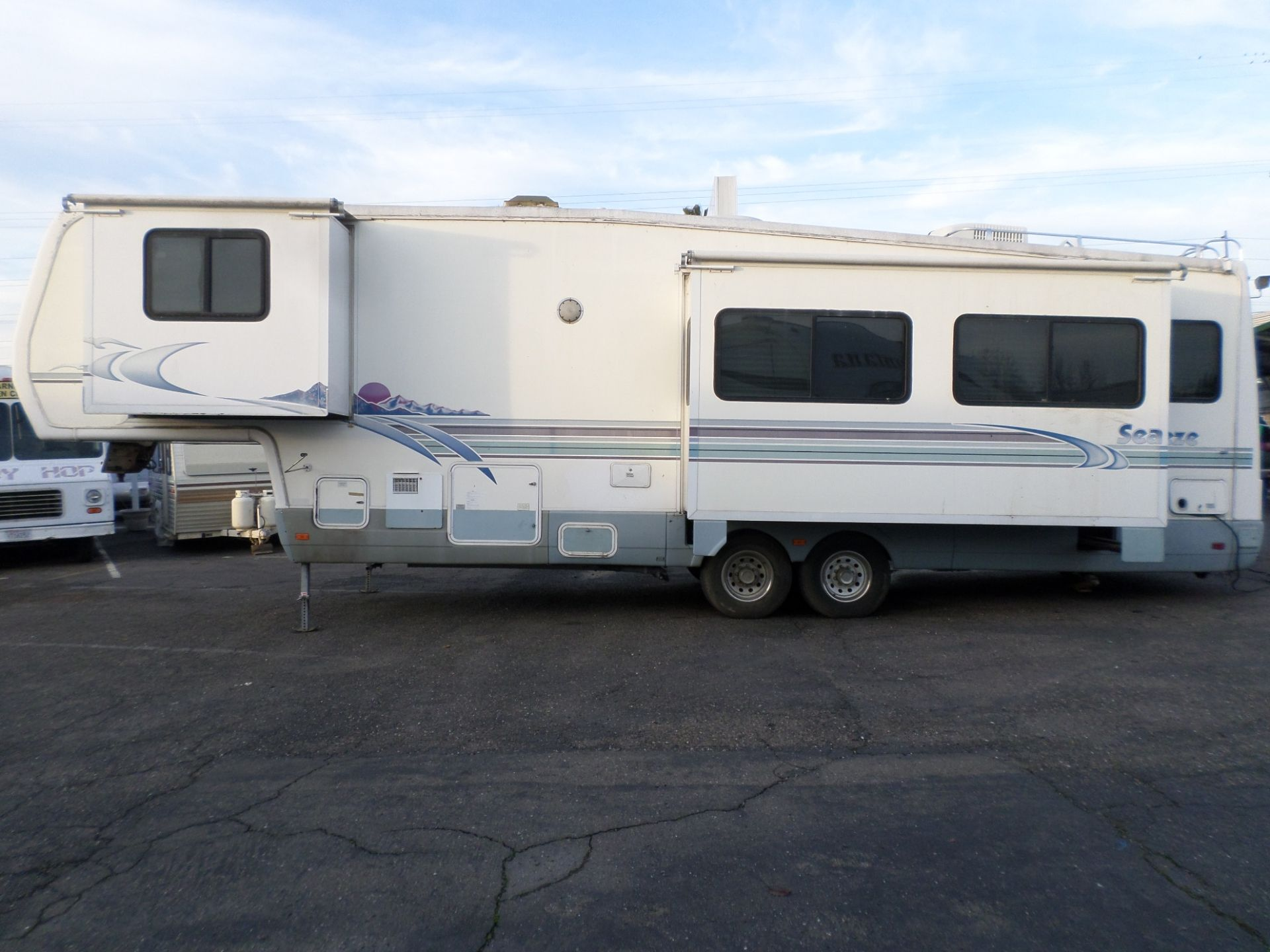 1999 National Sea Breeze 5th Wheel Rv For Sale 5th Wheels For