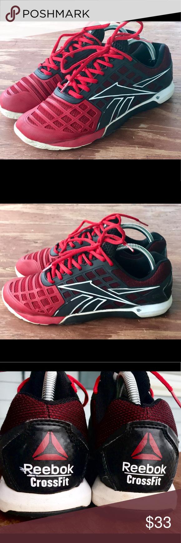 Reebok CrossFit CF7+ Duracage S55 shoes