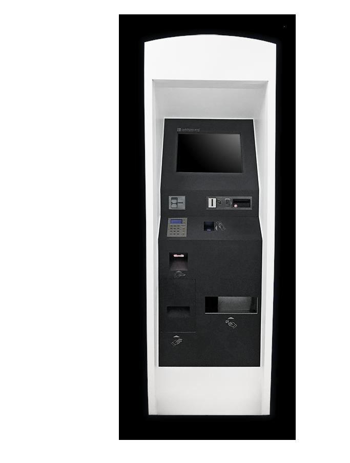 Pin en Cajeros Automáticos Quickpay de APS
