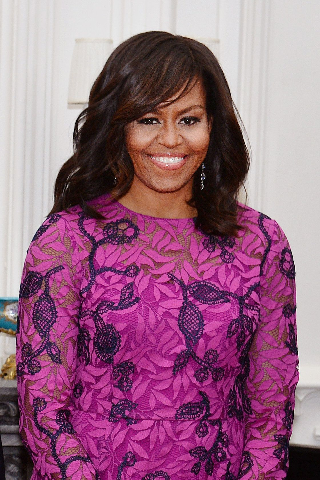 A Look Back At All Of Michelle Obama\'s Best Hair Moments In The ...