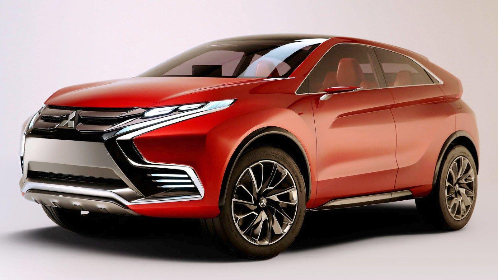 2015 Mitsubishi XR‑PHEV II Concept Car Wallpaper Mobil