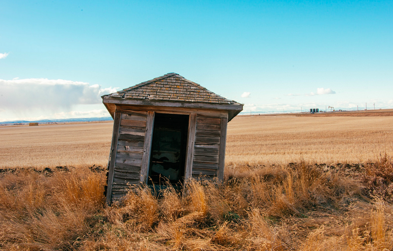 In New Mexico, historic privies are experiencing something of a moment. Or a movement.