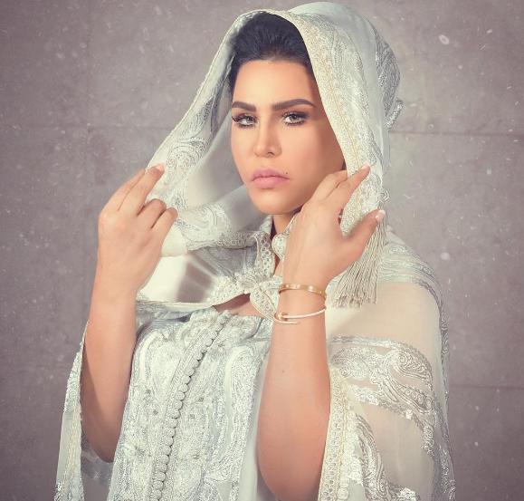 أحلام سأعتزل الغناء في رمضان وأجهز نشيدا في حب الرسول اخباريات Moroccan Caftan Moroccan Dress Caftan