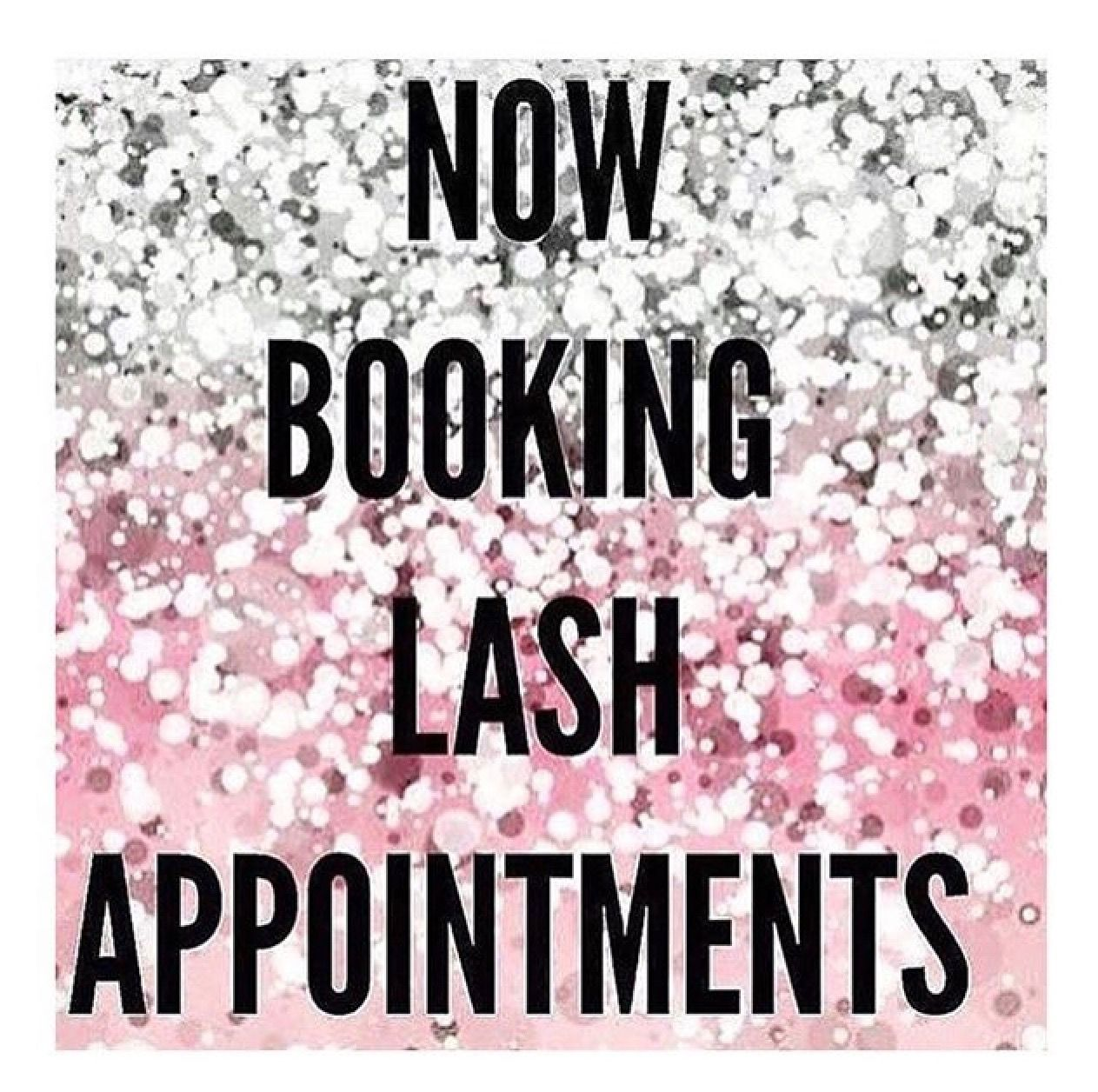 Now booking lash appointments eyelash extensions lashes