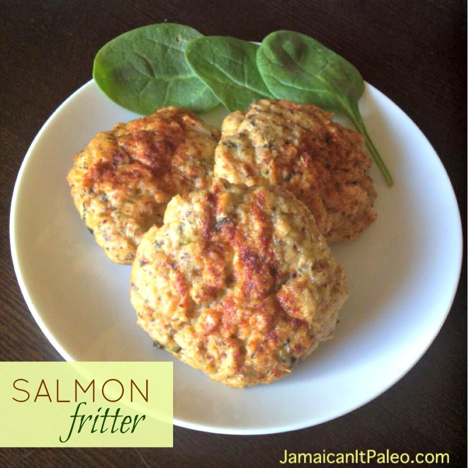 salmonfritter