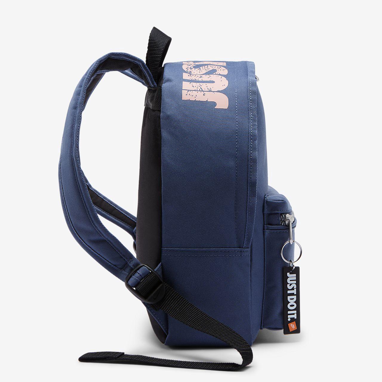 22e30451da Nike Classic Kids  Backpack - One Size Diffused Blue Black Bleached Coral