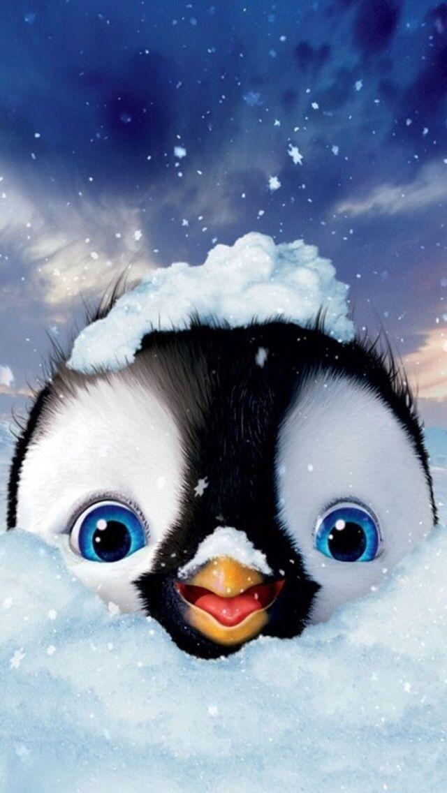Cute Love Saying Wallpapers Happy Feet Wallpaper Happy Feet Two Penguins Cute Penguins