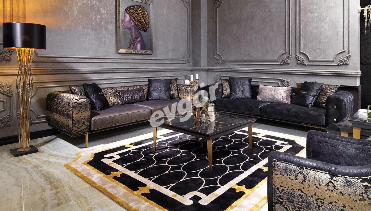 Valentino Metal Koltuk Takimi Koltuklar Mobilya Mobilya Fikirleri