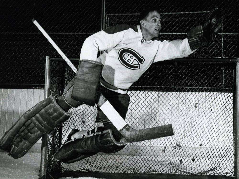 Jacques Plante: Hockey, Hockey Goalie