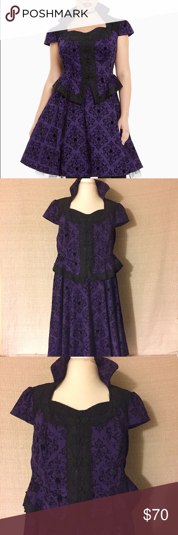 1b960cd865 NWOT once upon a time swing dress Fabulous