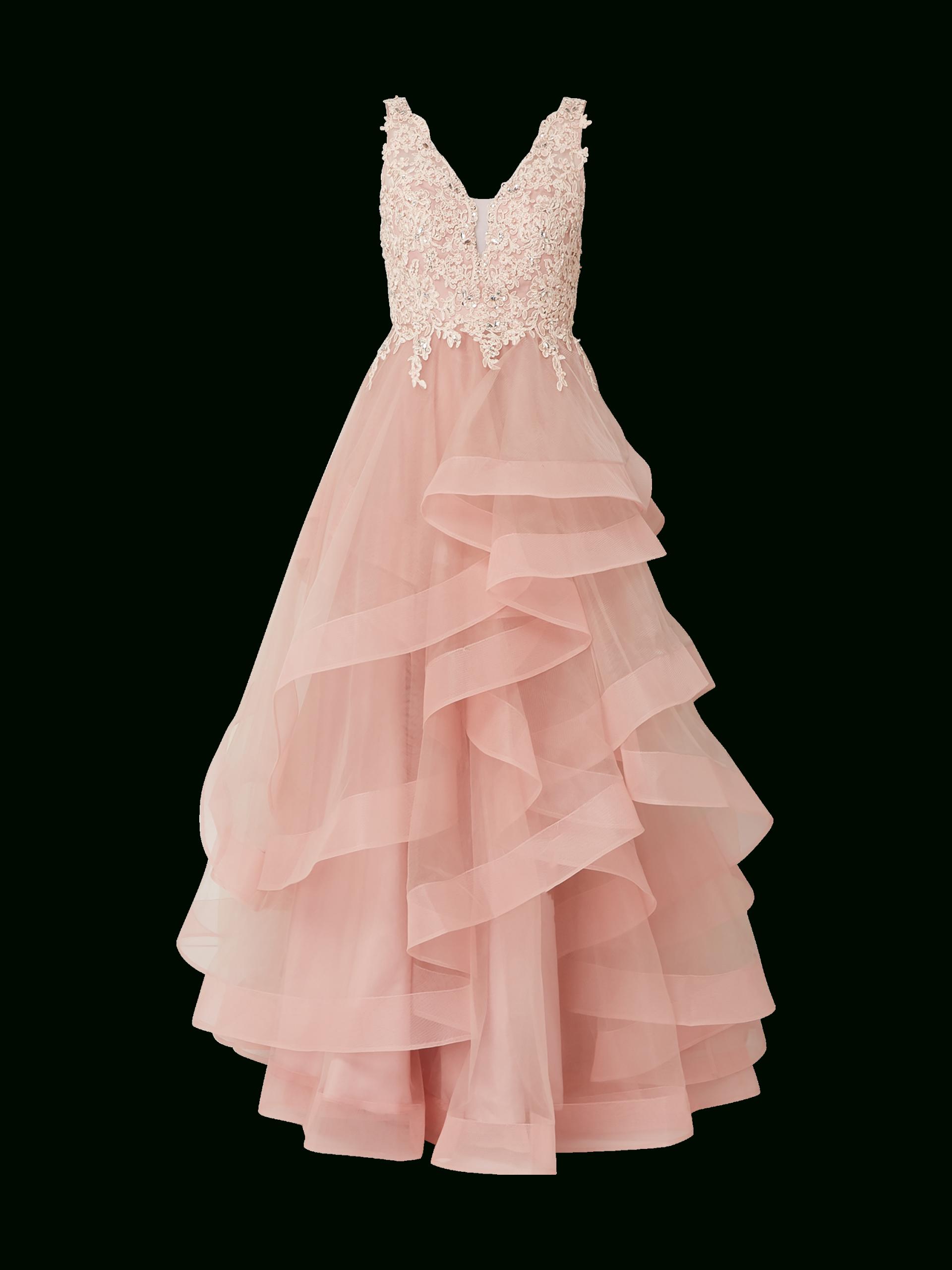 Kleider Für Hochzeit P&c in 2020 | Abendkleid, Kleider ...