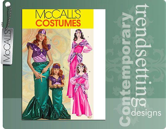 Halloween Costume Going To Make Merliah The Mermaid Princess Fascinating Mermaid Costume Pattern