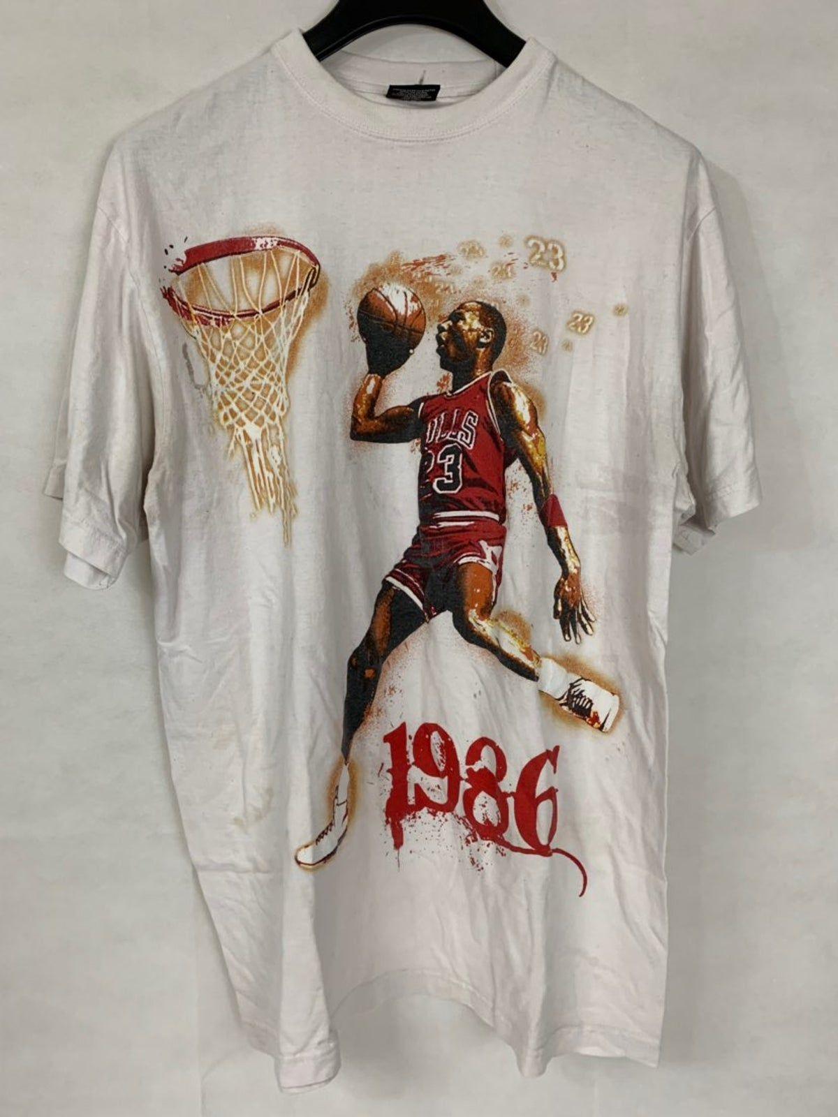 Vintage Michael Jordan Shirt Basketball Michael Jordan Shirts Jordan Shirts Shirts