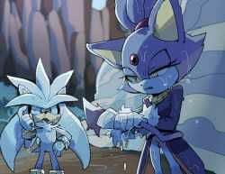Silver and blaze #2