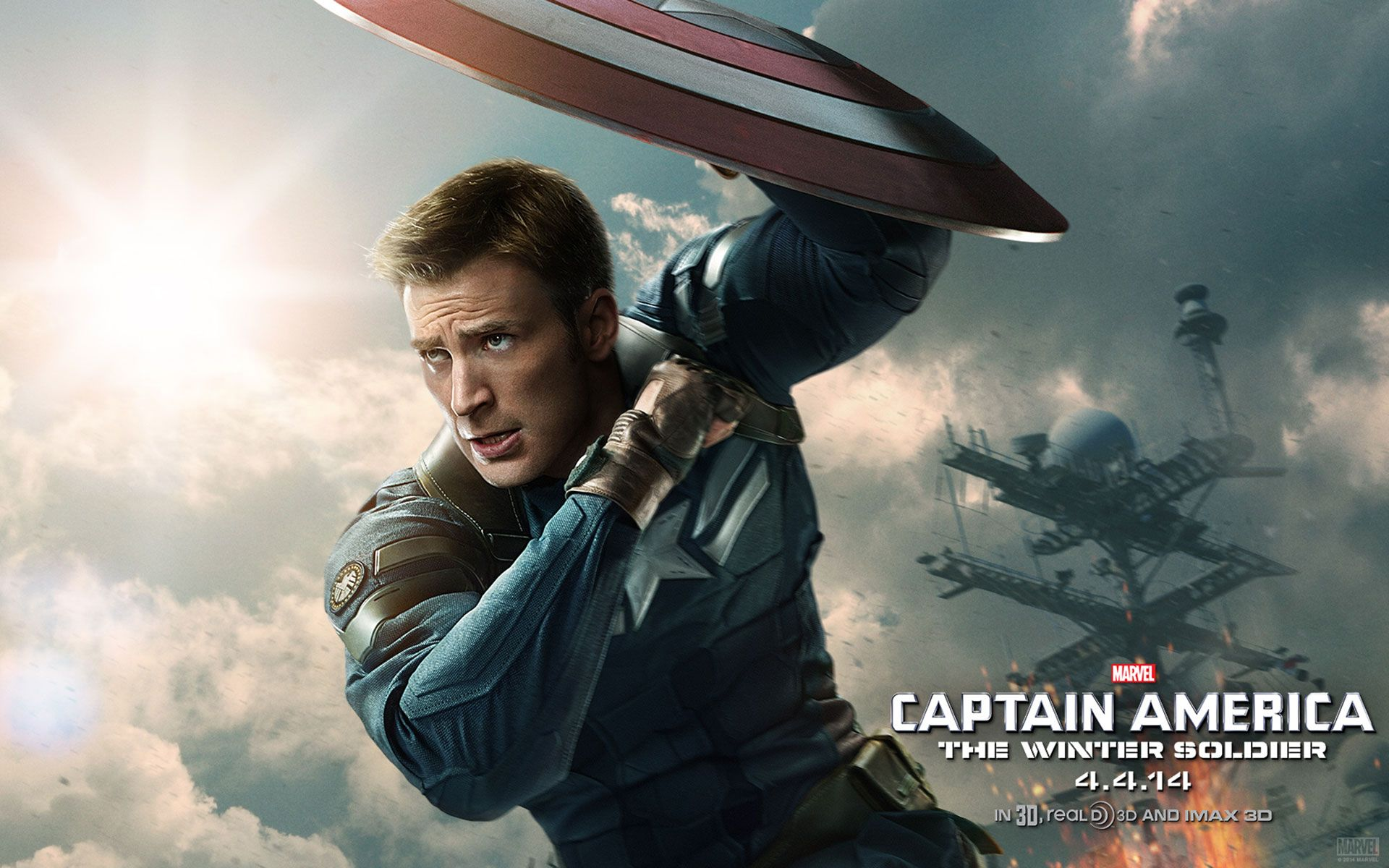 Captain America The Winter Soldier Hd Wallpapers Facebook