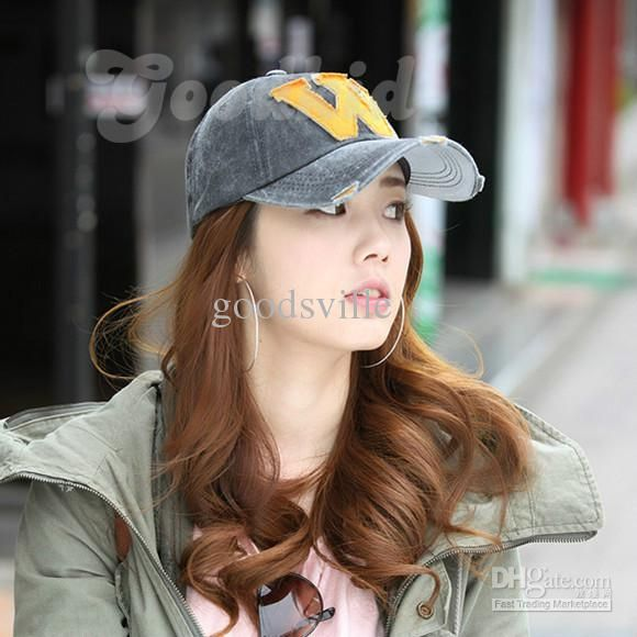 baseball cap womens target letter caps men women amazon