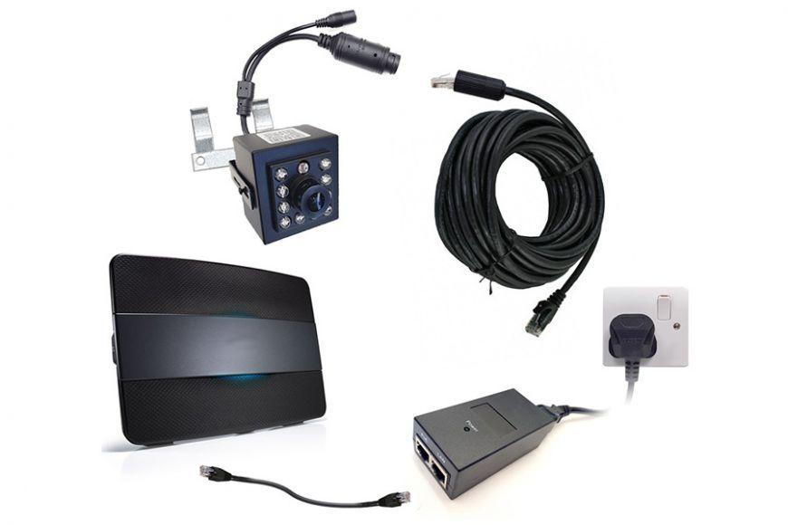 Nest Box Ip Camera Kit 1080p Ip Camera Box Camera Bird Box Camera