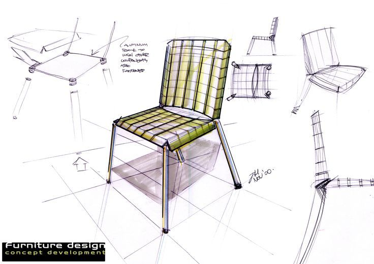 furniture design sketches - Google Search | Industrial ...