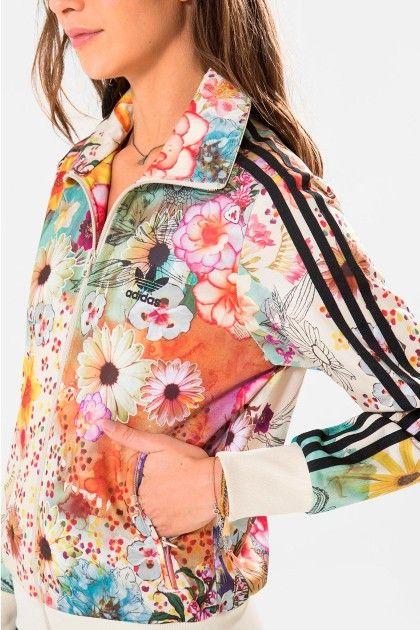 jaqueta adidas fattoria firebird confete babadotop ropa deportiva