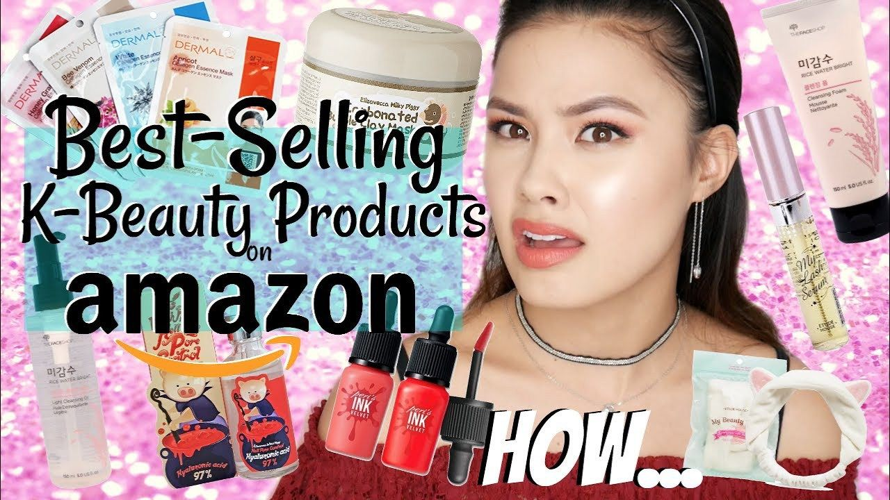 Testing the Viral TopSelling Korean Beauty Products on