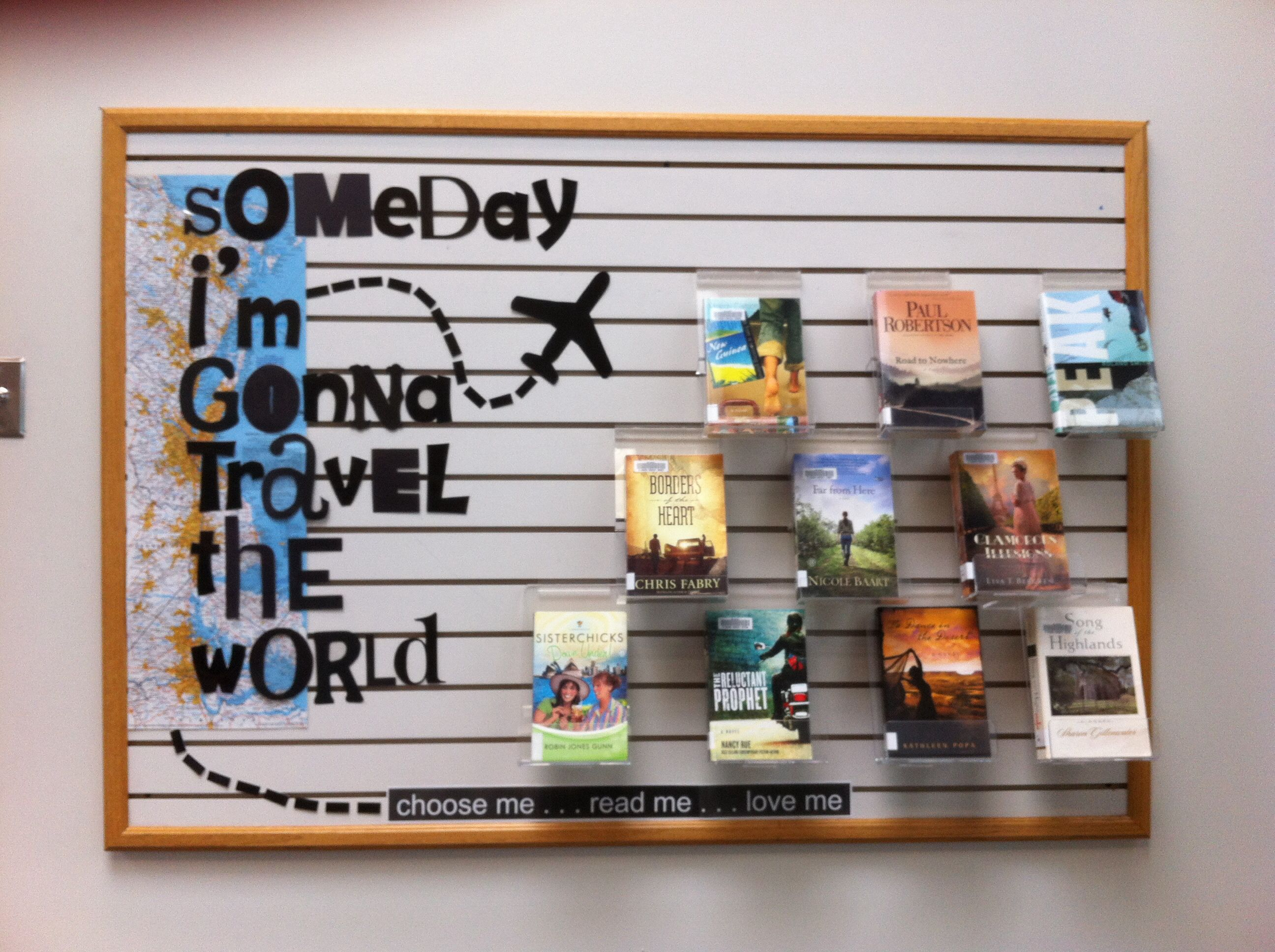 images about Teen Read Week 2015 Maps, Ya