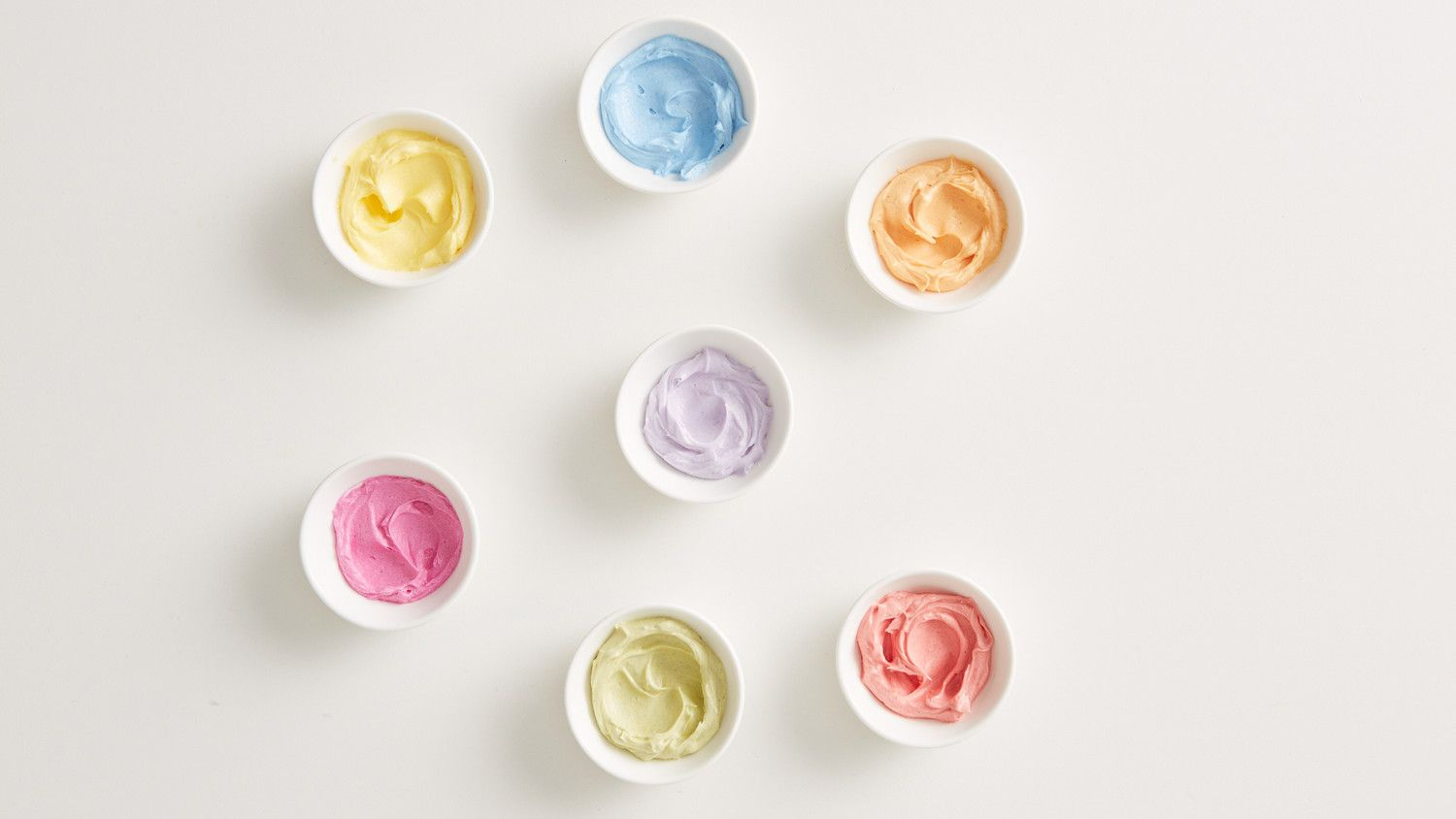 All-Natural Tinted Buttercream | Recipe | Plant based foods, Plant ...