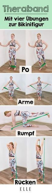 Photo of These Theraband exercises will completely change your body – health