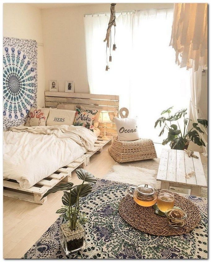 32 Bohemian Bedroom Decorating Ideas On A Budget