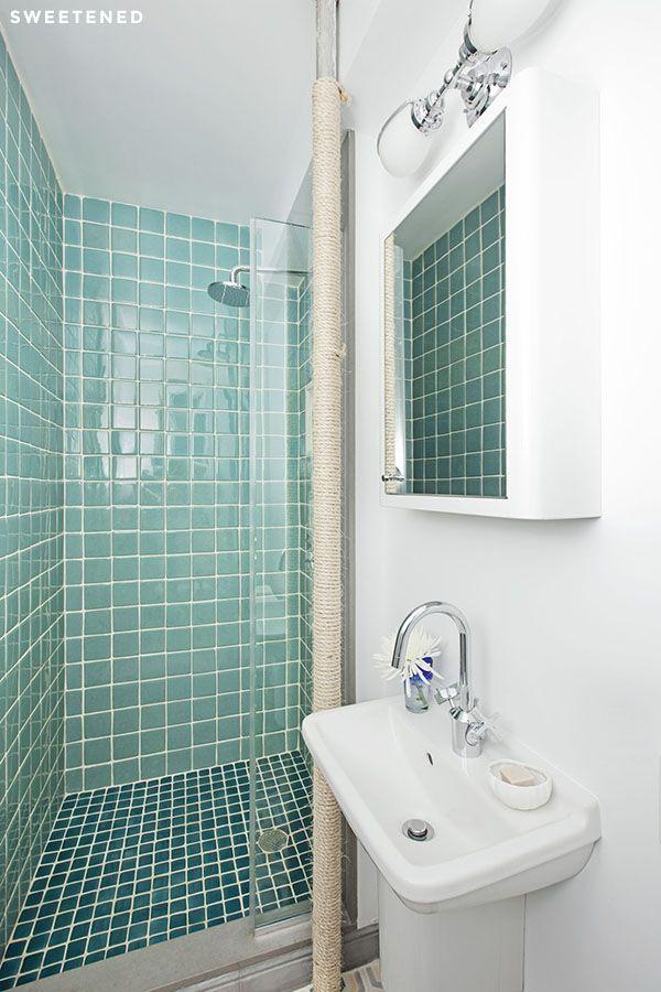 Two Washington Heights Bathroom Renovations