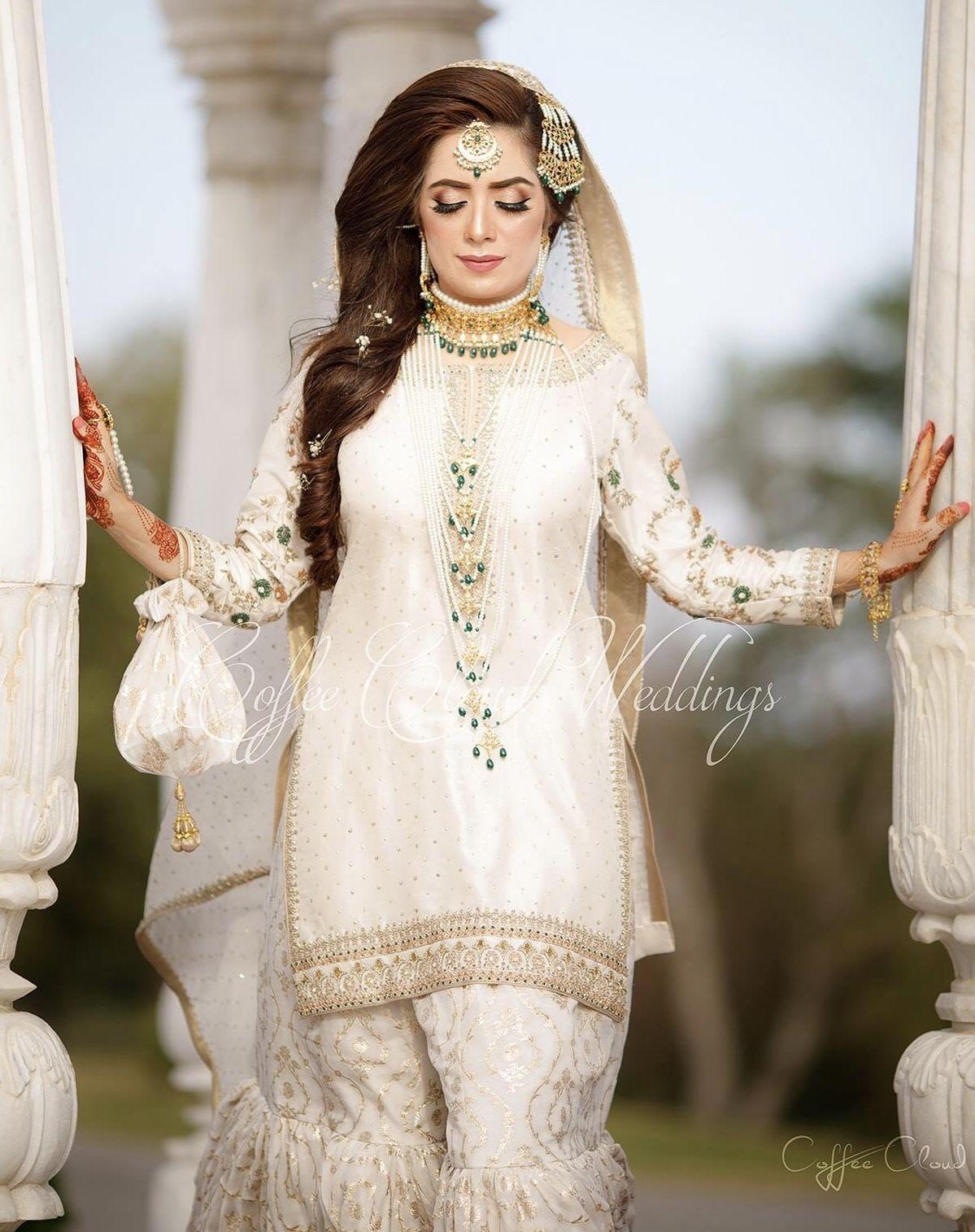 Nikkah Bride Nikkah Dress Nikah Dress Bridal Dresses